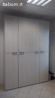 1 armadio 4 ante (180x50x250)