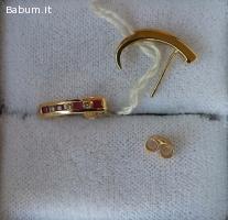 11. VENDO  orecchini