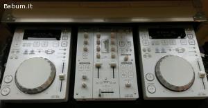 2x Pioneer cdj350 + Djm 350, LTD E