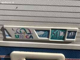 Adria UNICA B 502 UP