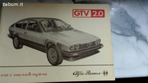 Alfa gtv 2.0 01/1983