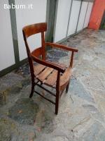 Antica sedia