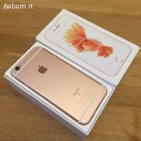 Apple iPhone 6S 16GB Argento Oro Ro
