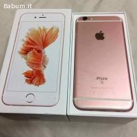 Apple iPhone 6S 16GB  costo 400Euro
