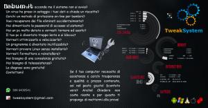 Assistenza informatica per computer