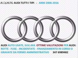 Audi usata