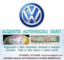 Auto usata Volkswagen