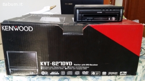 AUTORADIO KENWOOD KTV - 627 DVD