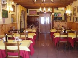 Bar trattoria a Capranica