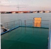 Barca da metri 12.50 a motore