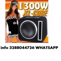 Bass box subwoofer 1300 watt cassa