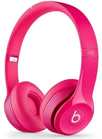 Beats by Dr. Dre Solo2 Cuffie, Rosa