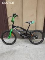 """Bici bimbo 20"""" Kawasaki - 60 euro"""