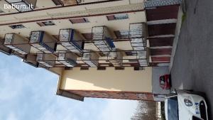 Bilocale via Camillo Campari, Pavia