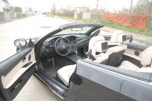 Bmw 325 d Cabrio/Spider E 93 Futura