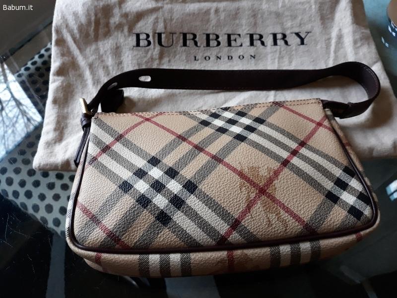 Annunci - Donna - Borsetta originale Burberry
