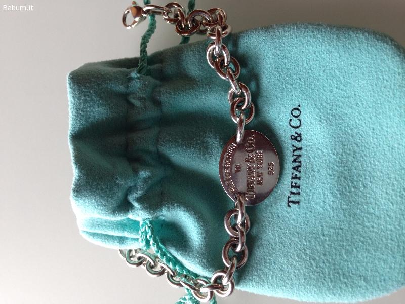 sito affidabile 659b5 6a804 Annunci - Orologi e Gioielli - Bracciale Tiffany originale