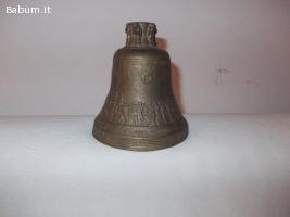 Campanella in bronzo