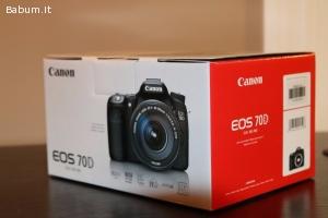 Canon EOS-6D Digital SLR Camera Kit