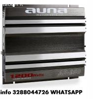 Car audio hifi amplificatore 2400w