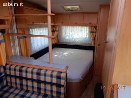 Caravan Hobby 560 Kmfe