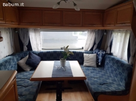 Caravan Hobby 650 kfu
