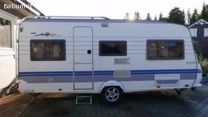 Caravan Hobby Exclusive 495