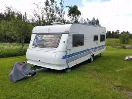 Caravan Hobby Prestige 560
