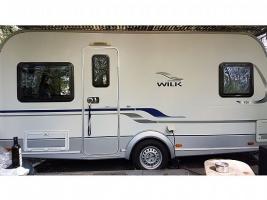 Caravan Wilk VIDA 450 HTD