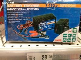 carica batteria+mantenimento invern