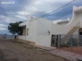casa con vista mare