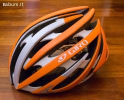 Casco Giro Aeon Fluorescent Orange/