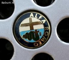 Cerchi in Lega per Alfa Romeo 147 d
