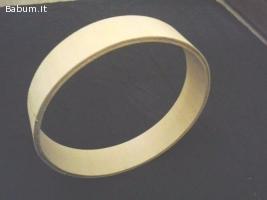 Cerchio in legno per tamburo sciama