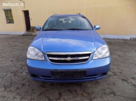 Chevrolet Nubira 2.0 Kombi Tdci