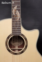 Chitarra Crafter Salmon 35 Annivers