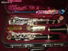 clarinetto cinese nuovo mai usato