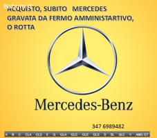 Compro Mercedes auto usate