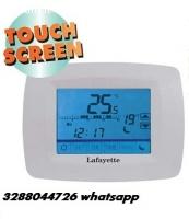 Cronotermostato termostato digitale