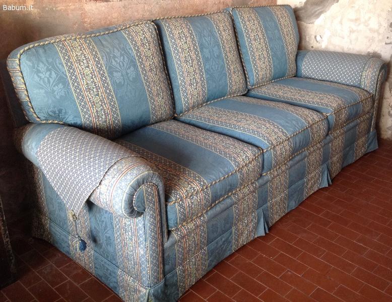 Annunci per la casa divano con pouf - Pouf per divano ...
