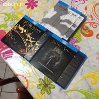 DVD BLU-RAY TRONO DI SPADE