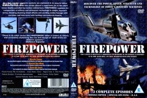 """DVD """"Firepower"""" - N°2"""