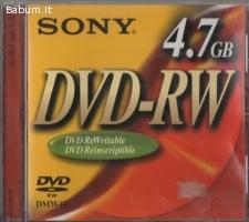 DVD-RW 1x2