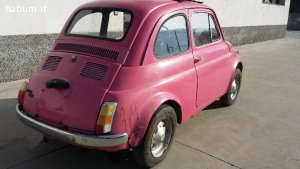 Fiat 500 del 1972 - Ricambi Origina