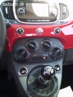 Fiat 500 usata Lounge