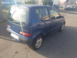 FIAT 600 1.1 SX – 2001