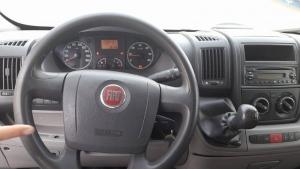 Fiat Ducato cabinato con cassa