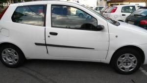 Fiat punto del 2004 benzina-gpl 120