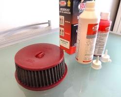filtro aria BMCx Suzuki DRZ400+Kit
