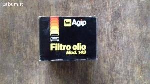 filtro olio agip mod.143